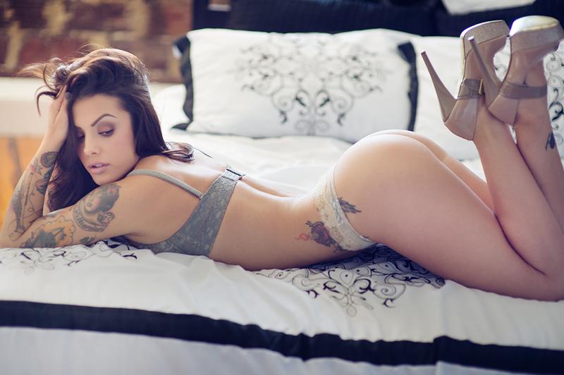 Charlotte Boudoir