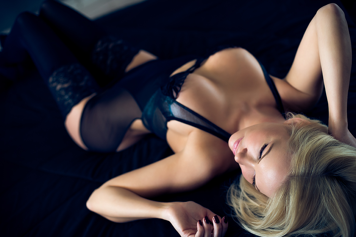 Charlotte Boudoir Photography